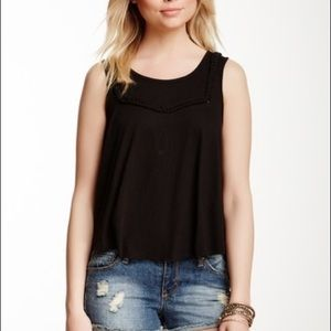 Free People Tops - Free People ​Free Falling Drippy Braided Tank